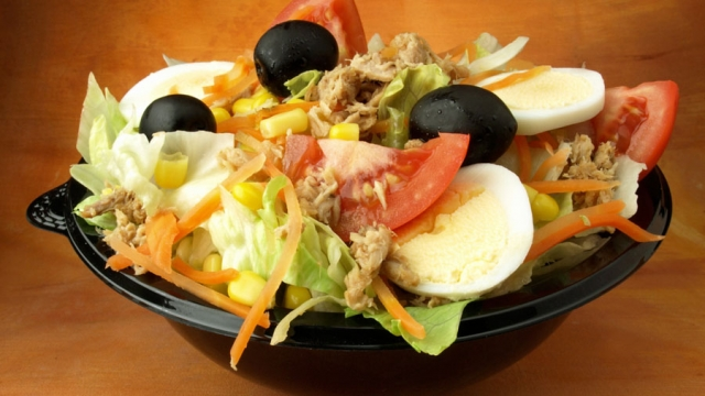 Rezept: Italienischer Salat