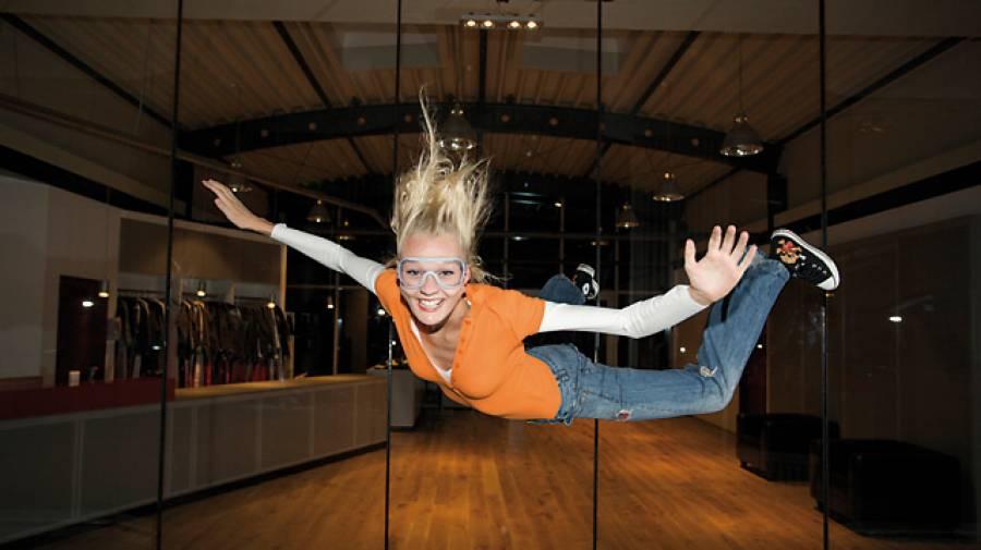 Indoor Skydiving Der Traum Vom Fliegen Wird Wahr