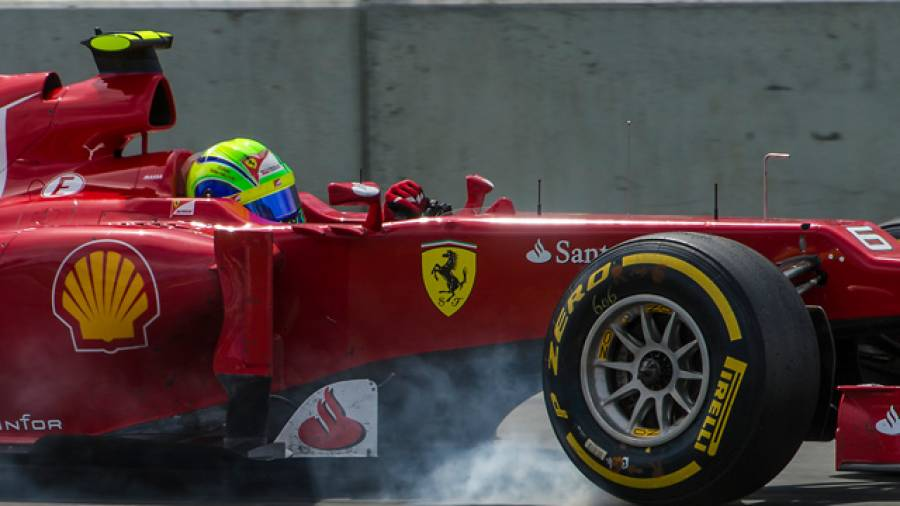 Barcodes in Formel 1 Reifen – Welche Bedeutung haben sie?