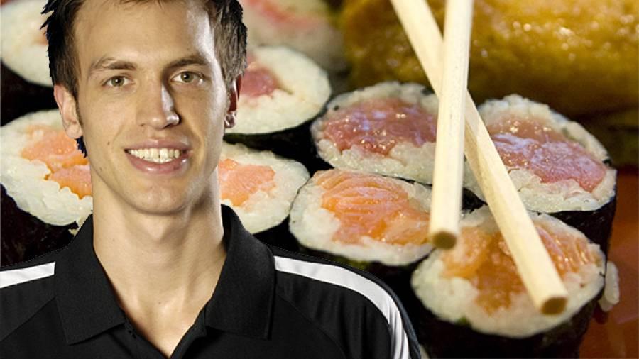 Richtig Sushi machen mit Marc Zwiebler
