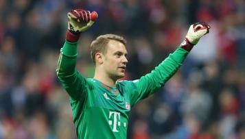 Manuel Neuer verlängert beim FC Bayern bis 2021
