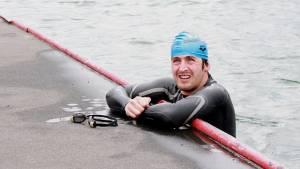 Wasserscheu – Mein erster Triathlon