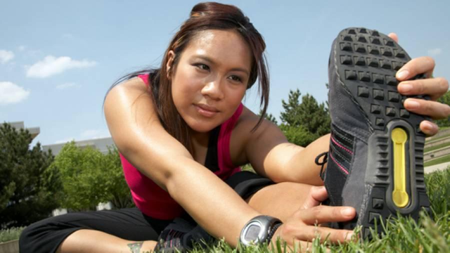 Studie: Dehnen verschlechtert die Kraftentfaltung