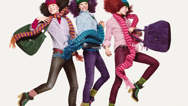 Die Trendfarben für den Winter 2009 – Es bleibt farbenfroh