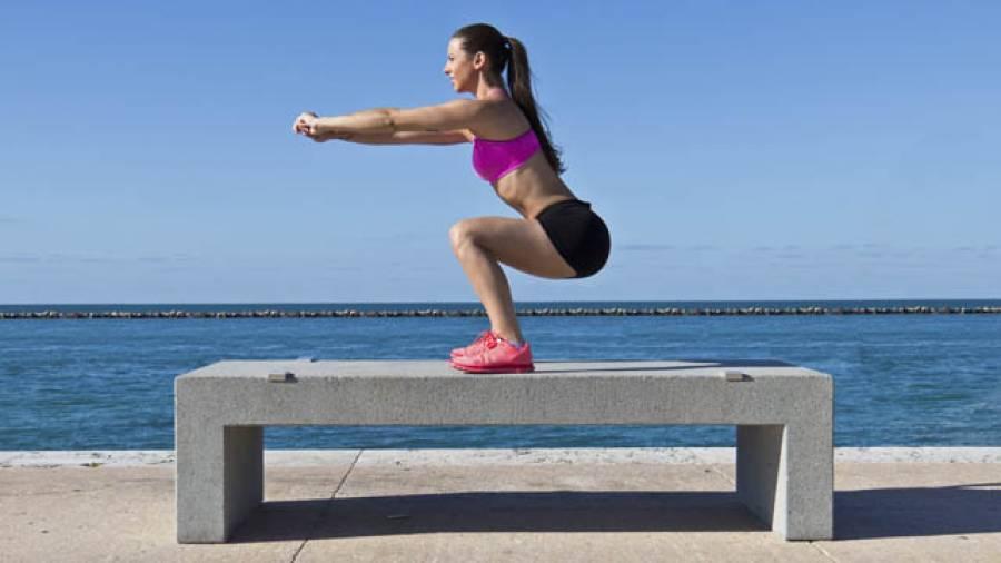 Übung der Woche: So geht die Kniebeuge