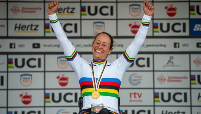 Sensationelle Medaillenausbeute für Para Radsportler
