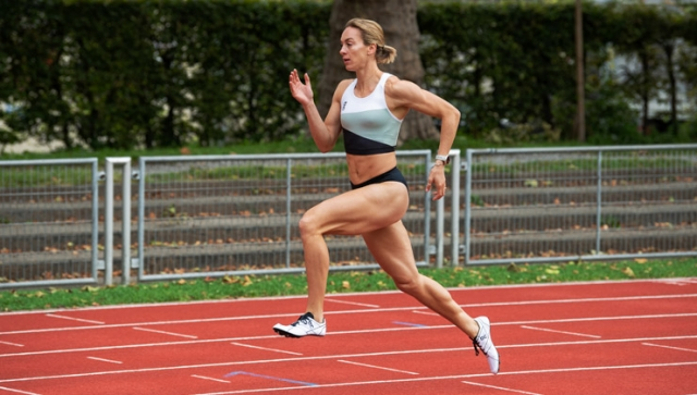 Alexandra Burghardt geht neue Wege