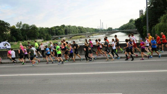 Running Crews erobern Großstädte