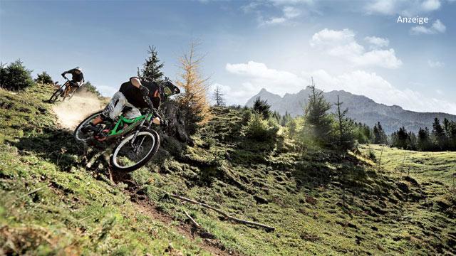 Freeriden mit dem Bike: Nischensport mit Kultfaktor