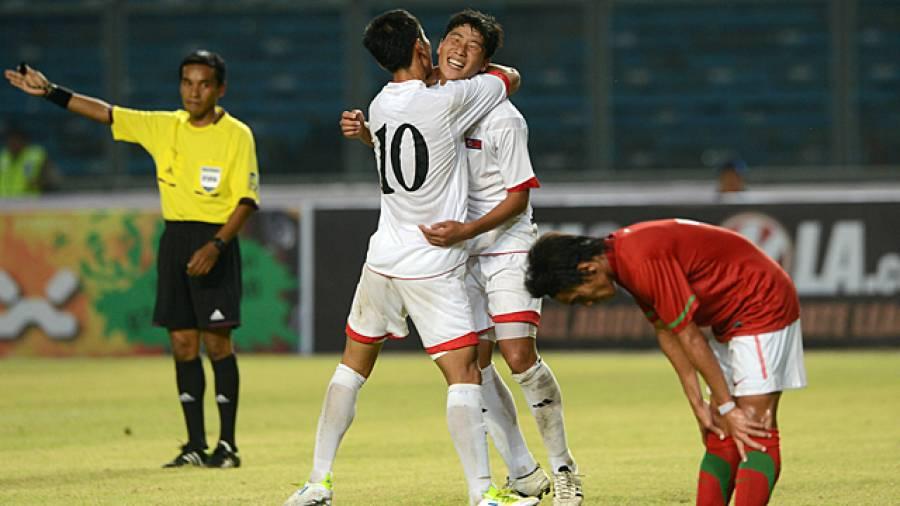 Nordkorea Fußball Weltmeister