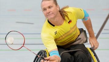 Para-Badminton EM: Thomas Wandschneider im Portrait