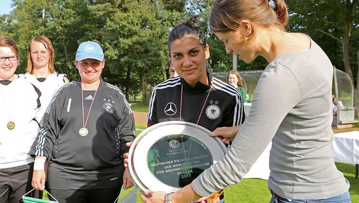 17. Deutsche Fußball-Meisterschaft der Werkstätten für behinderte Menschen