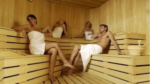 Warum Sauna nach dem Sport gesund ist