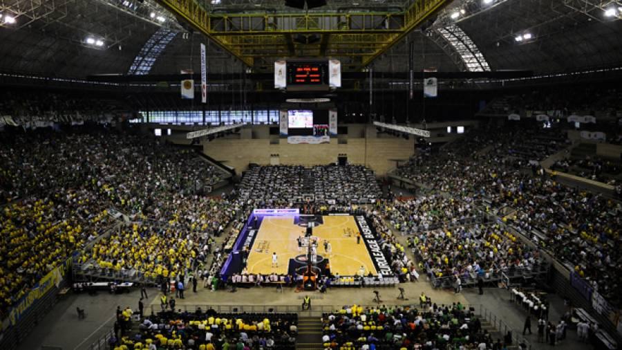 Die Hallen der Handball-Weltmeisterschaft 2013 in Spanien