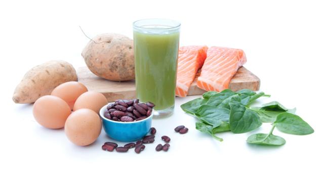 Diät - Mehr Protein ist in intensiven Trainingsphasen sinnvoll