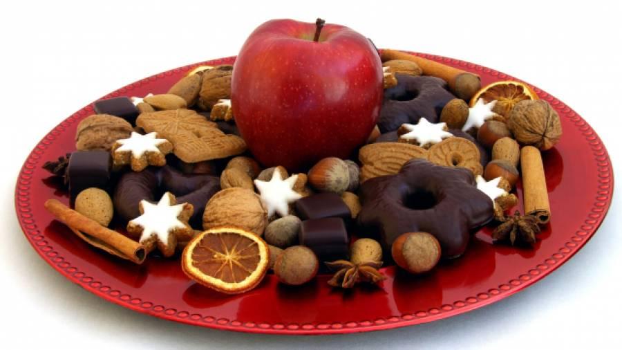Gesunde Weihnachts-Naschereien – keine Angst vorm Winterspeck