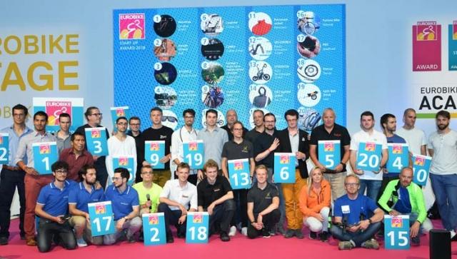 Eurobike bereitet Start-Ups eine große Bühne