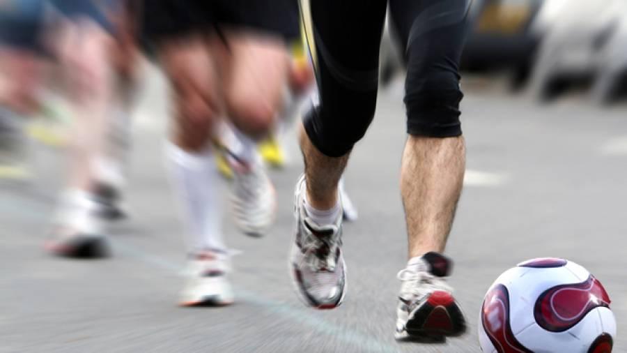 Abnehmen beim Laufen oder Gehen dazwischen