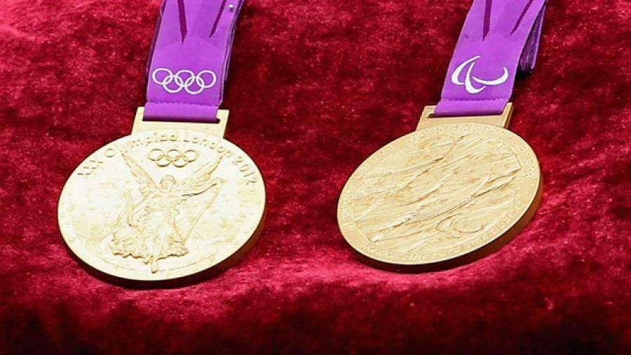 Medaillenspiegel London 2012