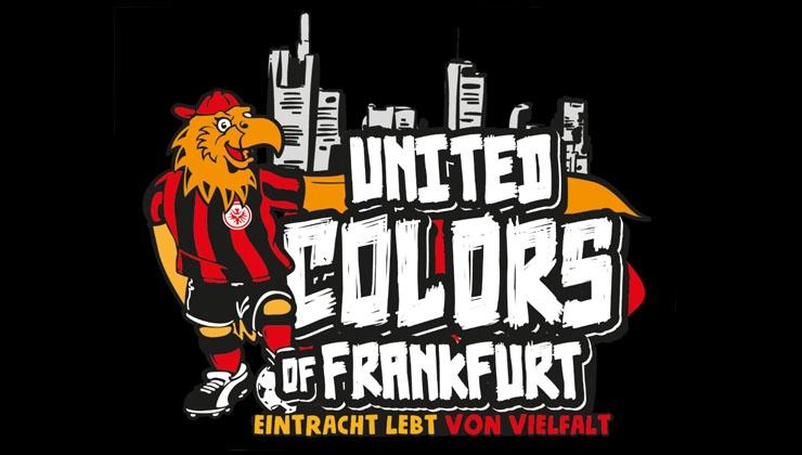 Eintracht-Fans setzen Zeichen für Vielfalt