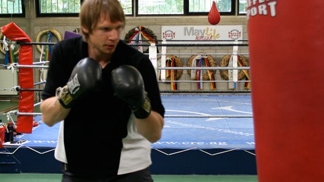 Gewichtmachen mit Rüdiger May