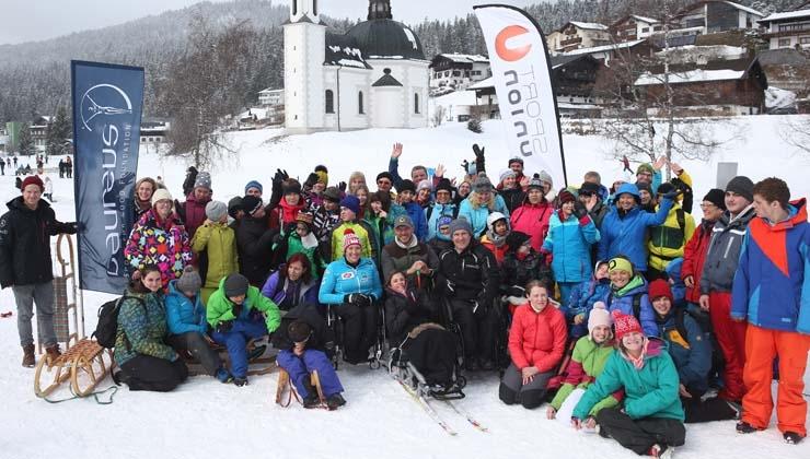 Wiffzack: Im Schnee mit Herrmann Maier und Martin Braxenthaler