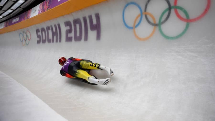 Rodeln, Skeleton und Bob - Deutsche Medaillenchancen bei Olympia