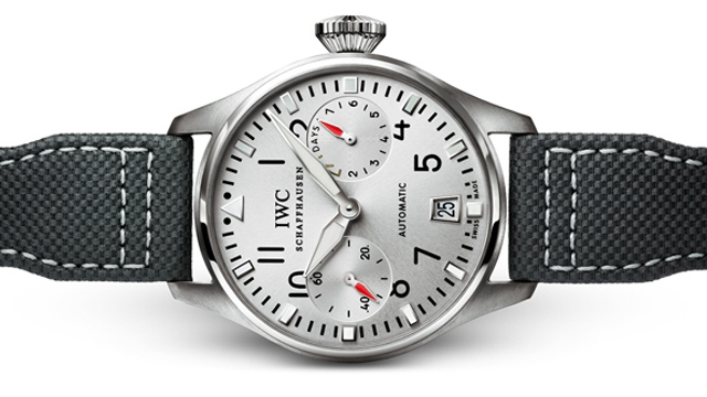 IWC versteigert offizielle Uhr des DFB-Teams