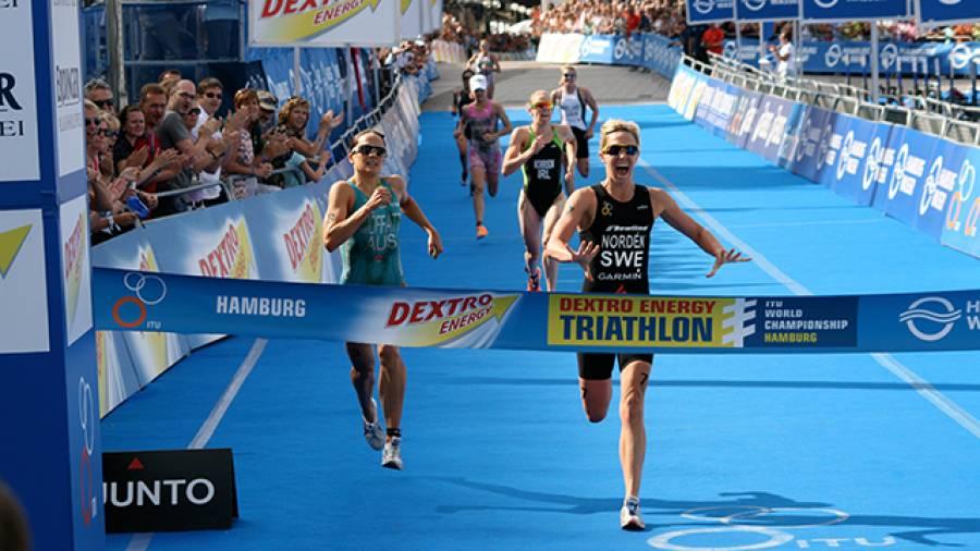 Sprint für Kurzentschlossene – Gewinne Startplätze für Hamburg Triathlon