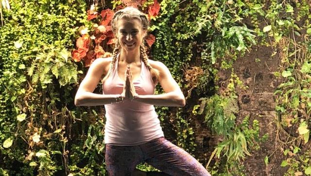 Flexibler im Leben - Yoga mit Cathy Hummels