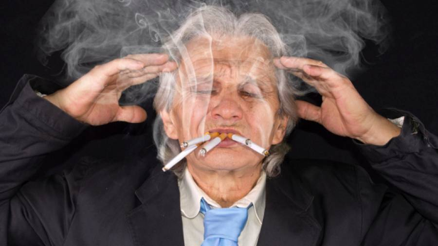 Taub durch Qualm - Rauchen macht das Gehör kaputt
