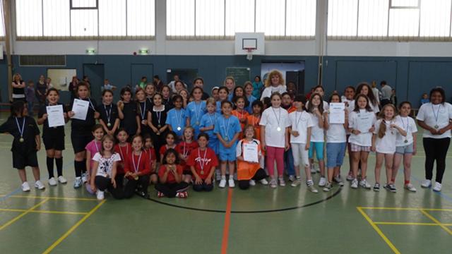 Die Kicking Girls begeistern Dietzenbach