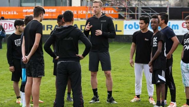 #sportforhope und Marc Janko werden Teil der Sport for Good Bewegung