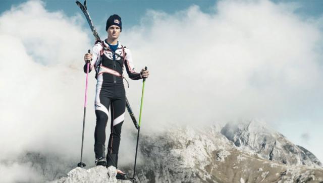 """Skibergsteiger Toni Palzer: """"Auch mal froh, wenn man keinen Schnee sieht"""""""