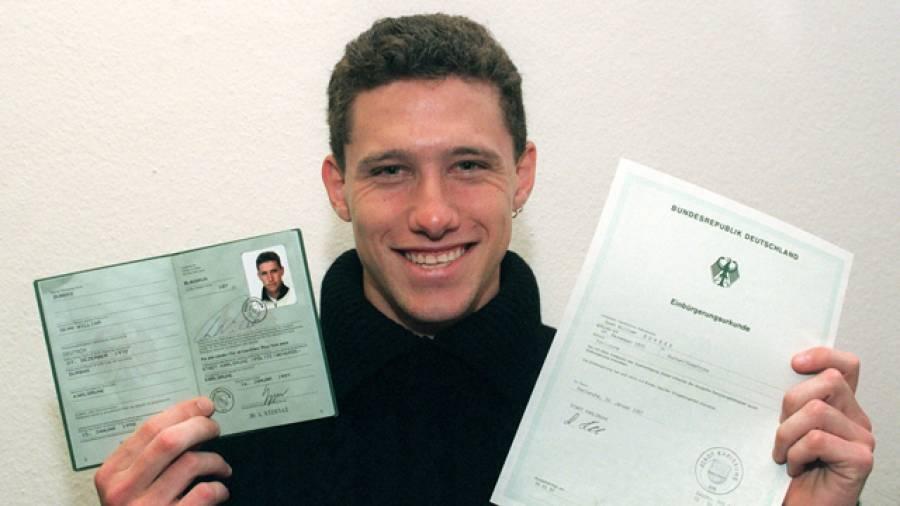 Eingebürgerte Fußballer