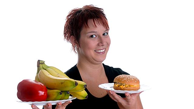 Obst und Gemüse – alles andere als fettfrei