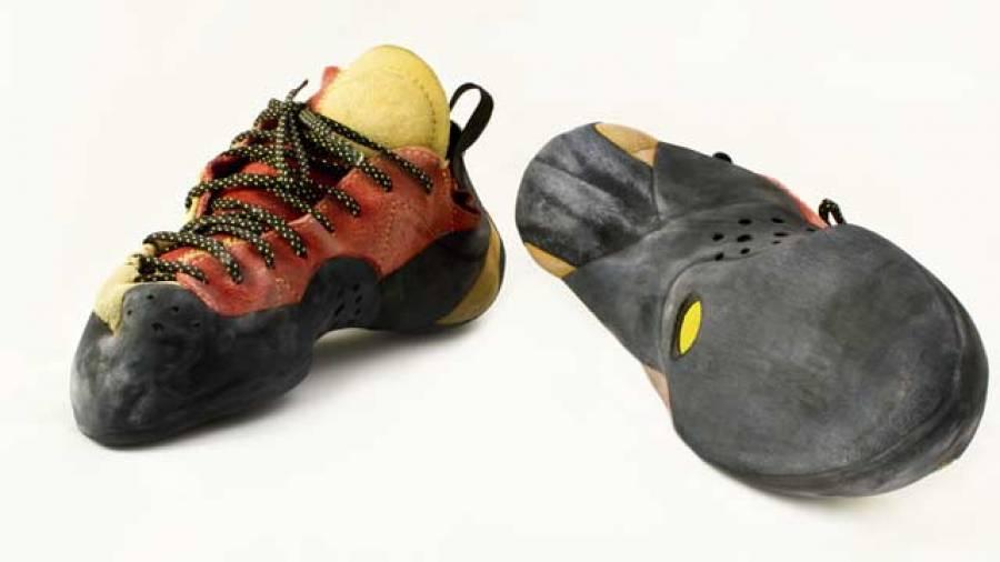 Klettern – Problemzone Füße