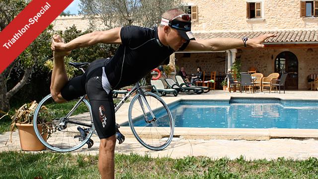 Yoga für Triathleten mit Luke Dragstra