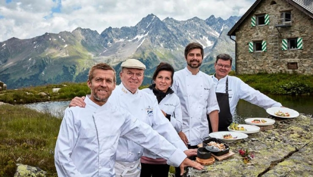 Wandern mit Genuss: 10. Kulinarischer Jakobsweg im Paznaun eröffnet