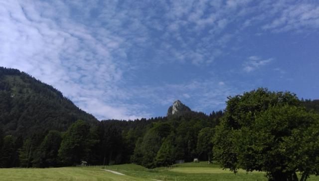 Münchner Hausberge – der Leonhardstein