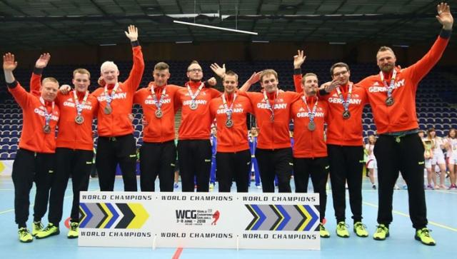 Als Vize-Weltmeister zu den Paralympics