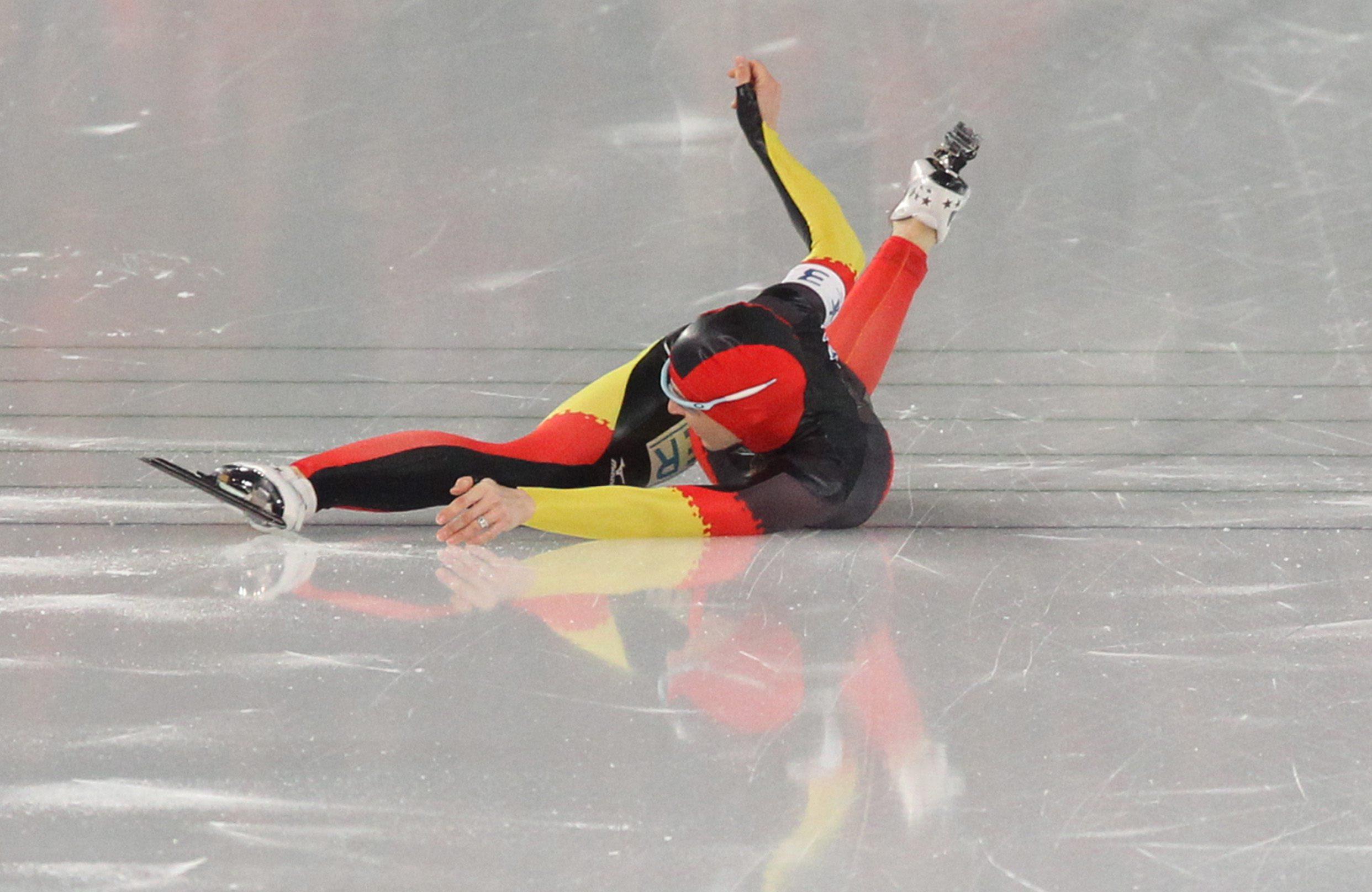 Gold für deutsche Eisschnelllauf-Damen im Team