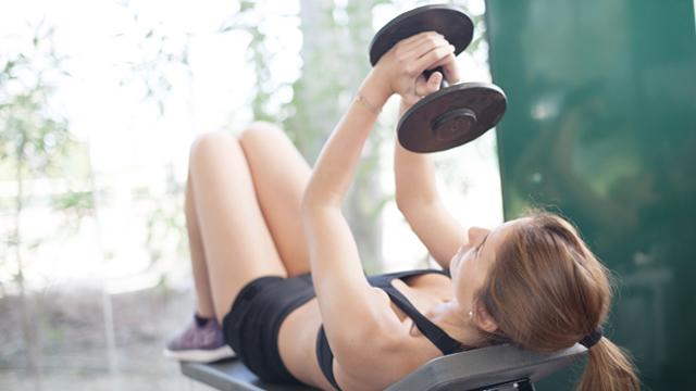Muschelöl reduziert Muskelkaterschmerzen