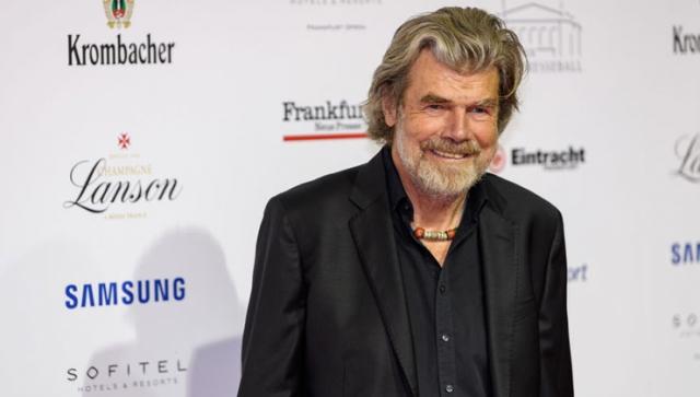 Sportpresseball 2017 – Reinhold Messner geehrt