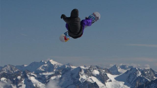 Nachwuchs-Snowboarder Werner Stock im Interview