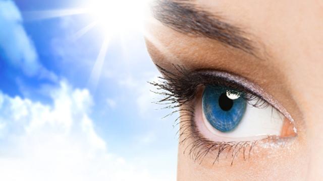 Augenyoga – Entspannung für die Augen