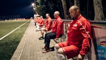 """Gesundheitspreis 2020 für """"Fußballfans im Training"""""""