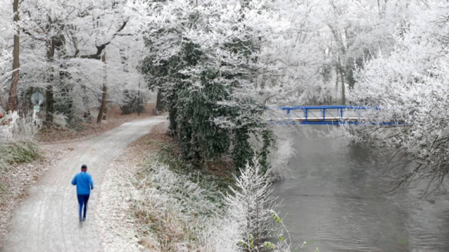 Laufen bei Kälte – Warum die Herzfrequenz im Winter höher ist