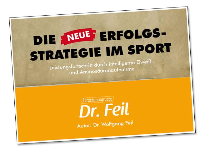 Kostenfreies E-Book von Dr. Feil: Leistungsfortschritt durch Eiweiß und Aminosäurenaufnahme