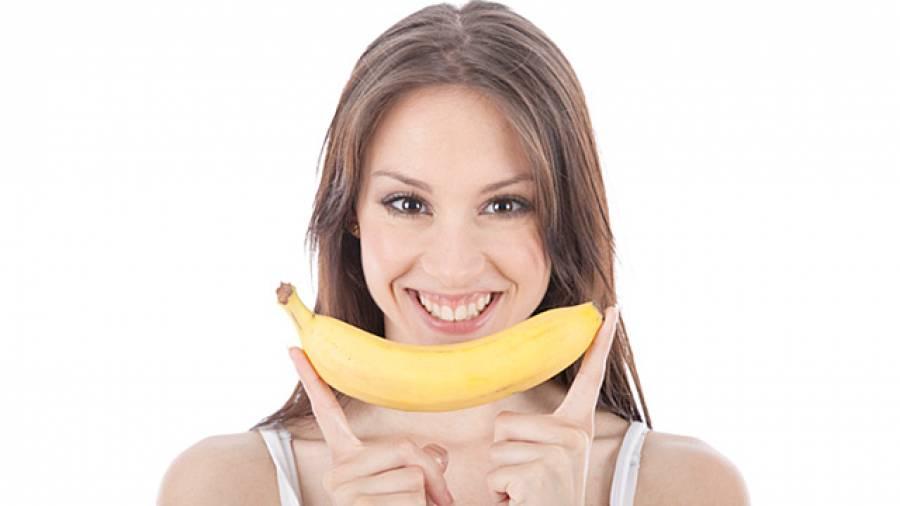 Irrtümer der Sporternährung: die Banane